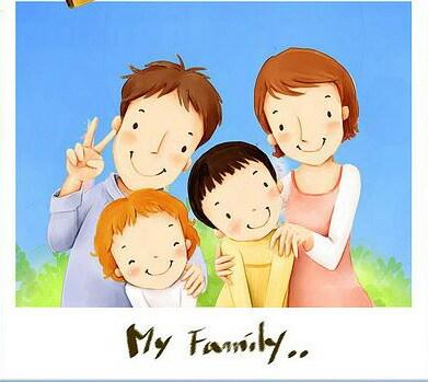 nhân thân, gia đình
