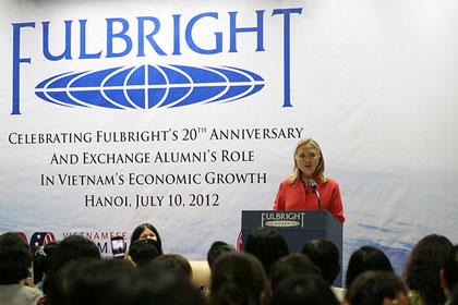 Học bổng Fulbright dành cho sinh viên Việt Nam 2014 – 2015 2