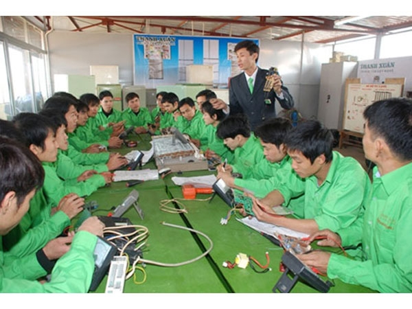Thông tư mới nhất về hợp tác, đầu tư của nước ngoài trong lĩnh vực dạy nghề 1