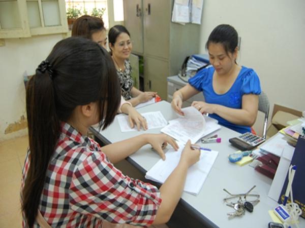 Cách khai hồ sơ đăng ký dự thi ĐH, CĐ 2014