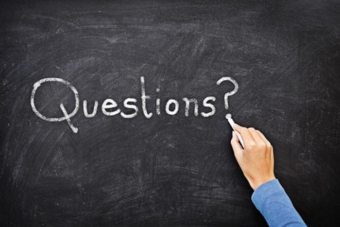 Bí quyết thành công nữa là hãy đặt thật nhiều câu hỏi