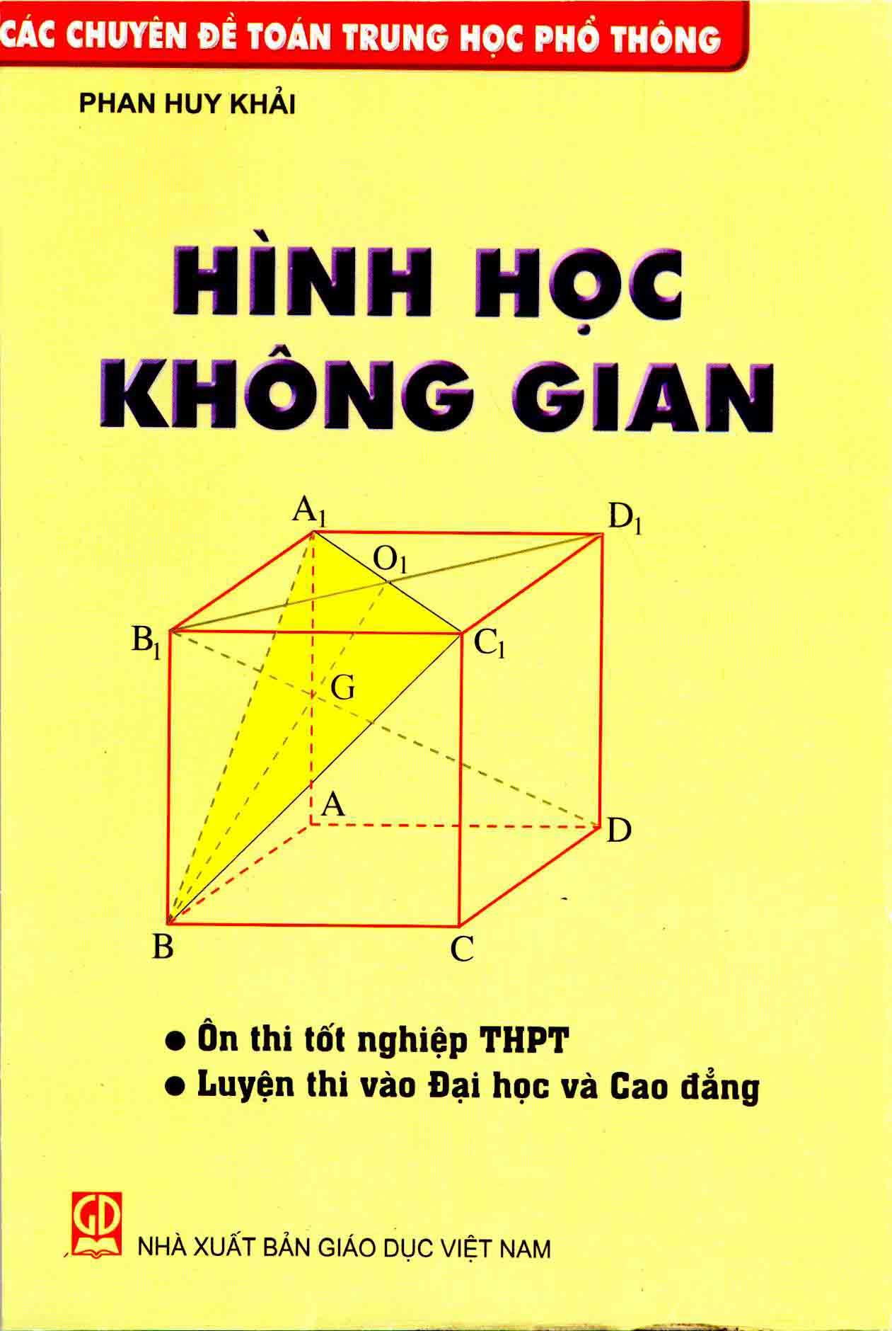 Bí quyết giải toán hình học không gian tốn ít thời gian nhất