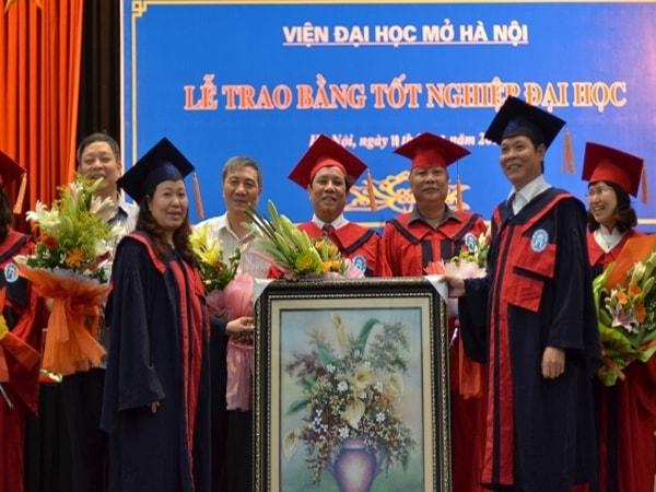Quá trình xây dựng và phát triển của Viện Đại học Mở Hà Nội (Phần 2 )