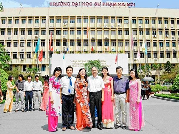 Giới thiệu về trường Đại học Sư phạm Hà Nội