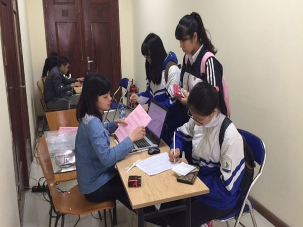 Cách ghi phiếu đăng ký thi quốc gia và xét tuyển đại học, cao đẳng chuẩn