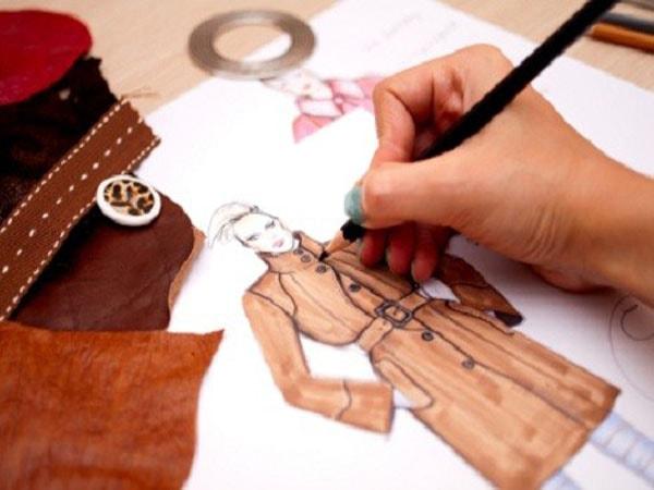 Thi khối V nên chọn ngành thiết kế thời trang được đánh giá làsẽ phát triển tốt trong tương lai