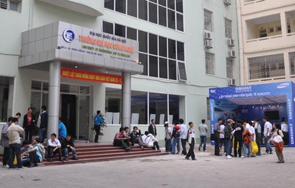 Trường Đại học Công nghệ đào tạo về khoa học - công nghệ đa ngành, đa lĩnh vực chất lượng cao của Việt Nam