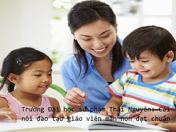 Trường Đại học sư phạm Thái Nguyên: Cái nôi đào tạo giáo viên mần non đạt chuẩn