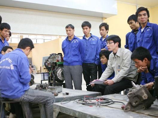 Cơ hội việc làm ngành cơ điện tử