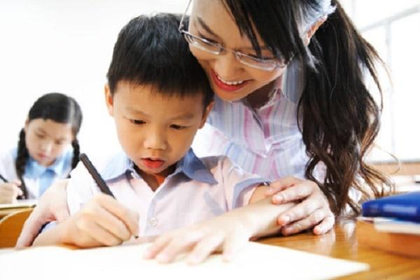 Kết quả của việc học gia sư tiểu học khác với mục đích của cha mẹ