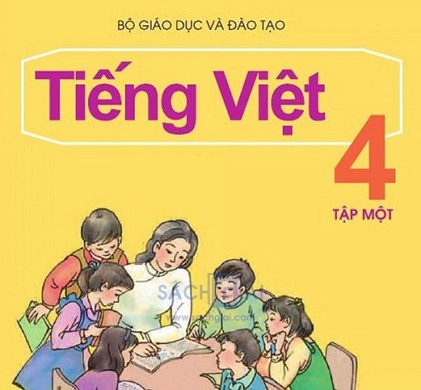 Tiếng Việt lớp 4 là môn học quan trọng