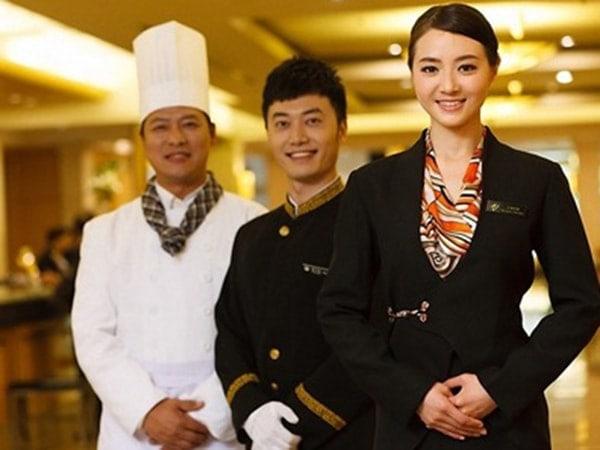 Nghề quản lý nhà hàng