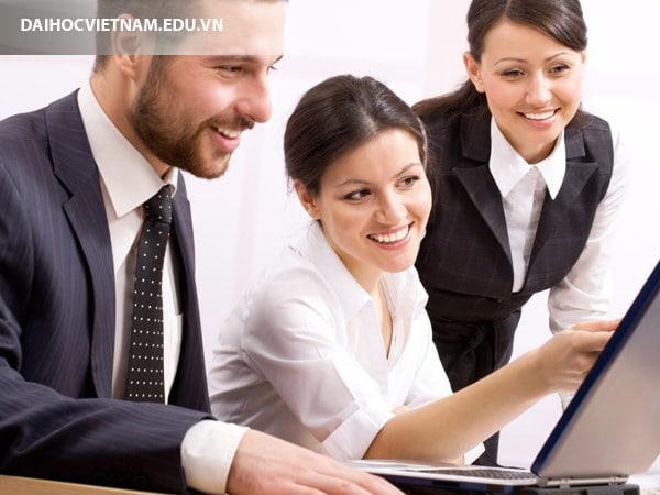 Cơ hội nghề nghiệp ngành quản trị kinh doanh