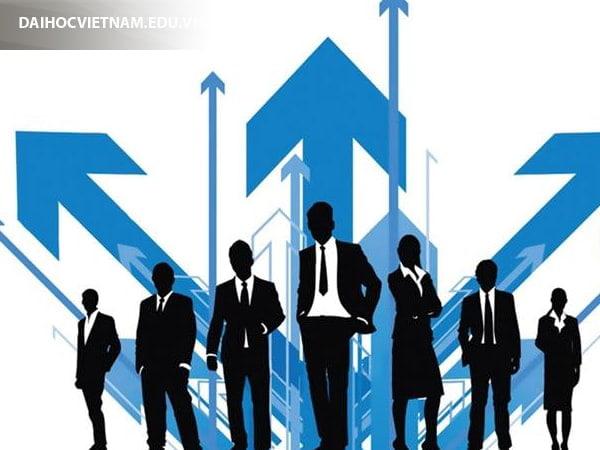 Học quản trị kinh doanh ra trường sẽ làm gì?
