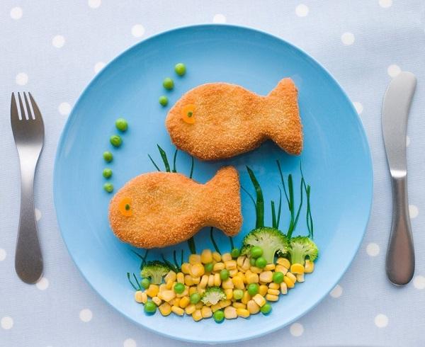 """Trang trí món ăn bắt mắt sẽ giúp mẹ """"nhẹ gánh"""" hơn với câu hỏi """"trẻ biếng ăn phải làm sao"""""""