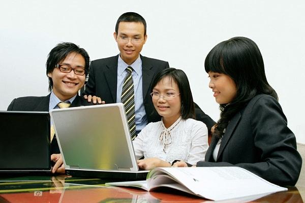 Thực tập sinh kế toán giúp sinh viên tích lũy nhiều kinh nghiệm
