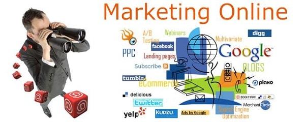 Marketing online là công việc làm thêm hấp dẫn