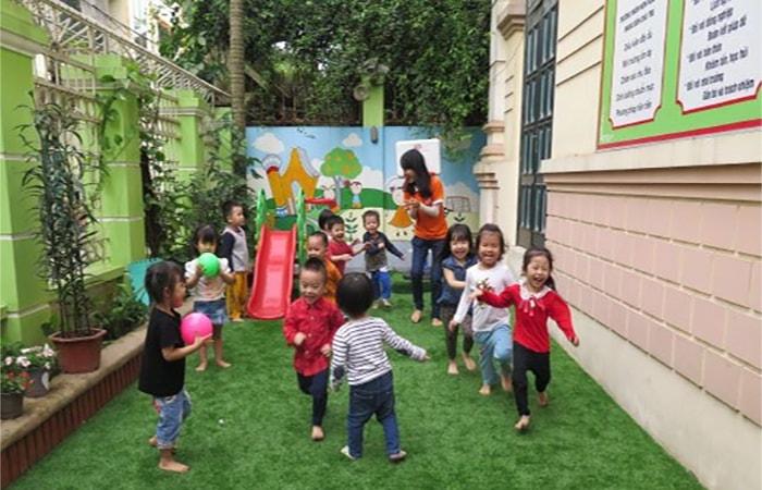 Trường Mầm Non Hoa Mai - Linh Đàm