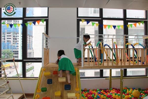Trường Mầm non Song ngữ Việt Mỹ Montessori VAM