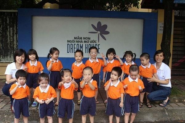 Trường Mầm non Dream House - Lý Nam Đế