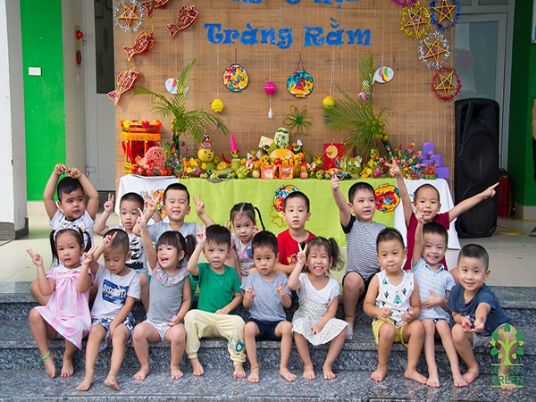 Trường Mầm non KinderGreen - Minh Khai