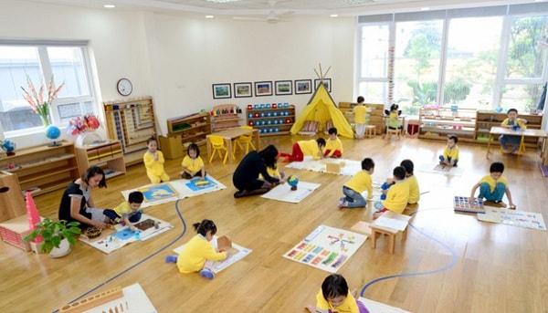 Trường Mầm non Những Ngón Tay Bay