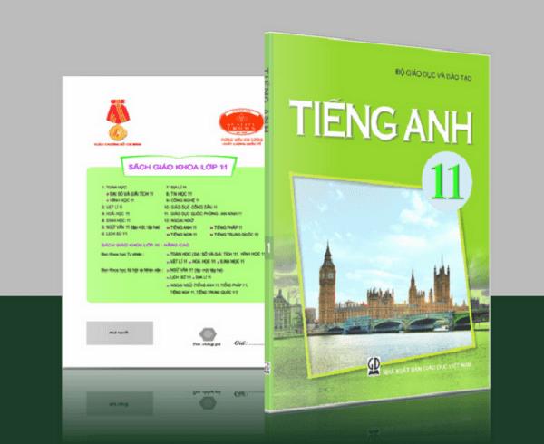 Học sinh cần nắm chắc kiến thức sách giáo khoa Tiếng Anh lớp 11