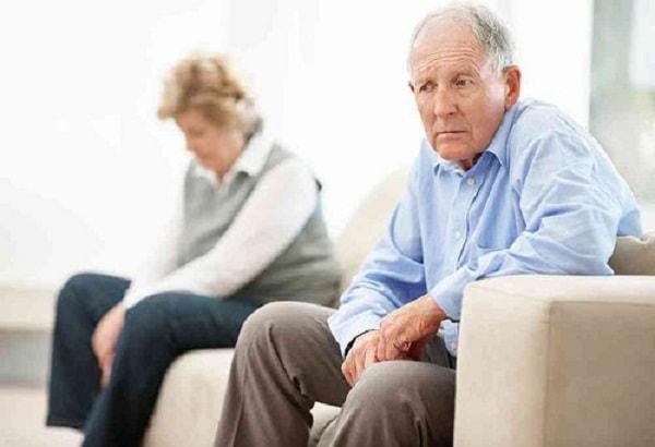 Các giai đoạn tiến triển của căn bệnh Parkinson 1