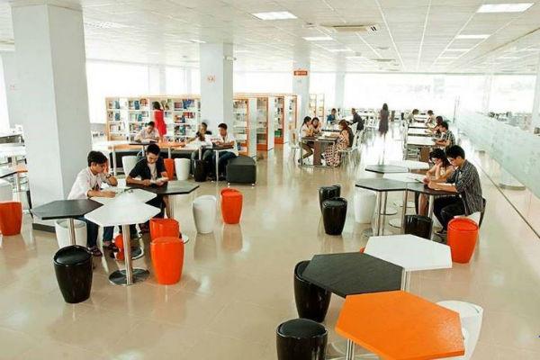 Thư viện FPT – Thư viện trong mơ của nhiều sinh viên