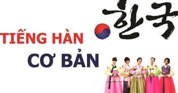 Trung tâm dạy tiếng Hàn Quốc tại Hà Nội