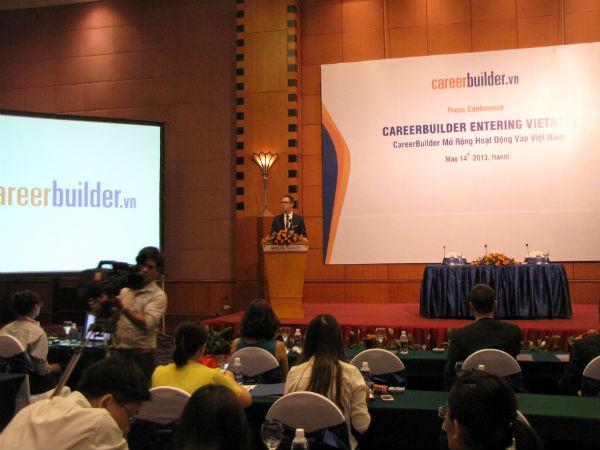 http://vieclam.tuoitre.vn/ là đối tác uy tín của Careerbuilder