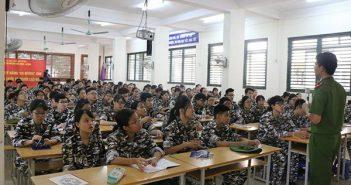 Tầm quan trọng của giáo dục quốc phòng đối với học sinh THPT
