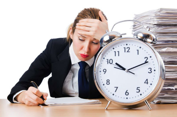 Nguyên nhân gây stress trong công việc