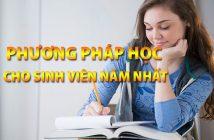 Phương pháp học hiệu quả dành cho sinh viên năm nhất
