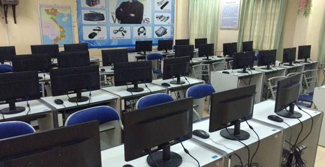 Tiêu chuẩn phòng tin học đạt yêu cầu 2018