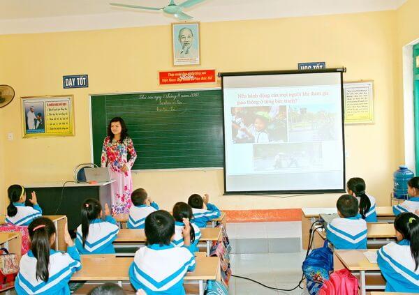 Các trang thiết bị dạy học cần thiết