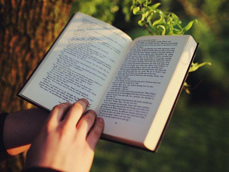 Hãy đọc nhiều sách để tăng khả năng linh hoạt về ngôn từ khi viết văn