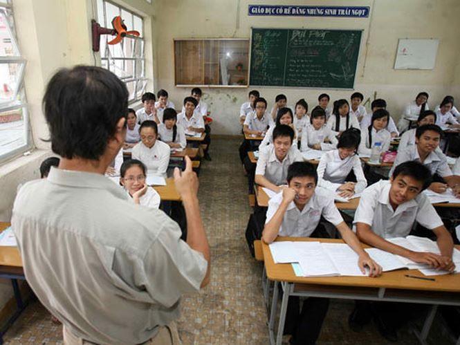 Muốn học tốt toán lớp 11 thì cần chú ý nghe giảng trên lớp
