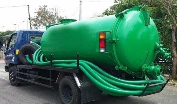 Nhu cầu sử dụng dịch vụ hút bể phốt tại địa bàn Sơn Tây