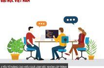 2 yếu tố nâng cao hiệu quả làm việc nhóm lập trình