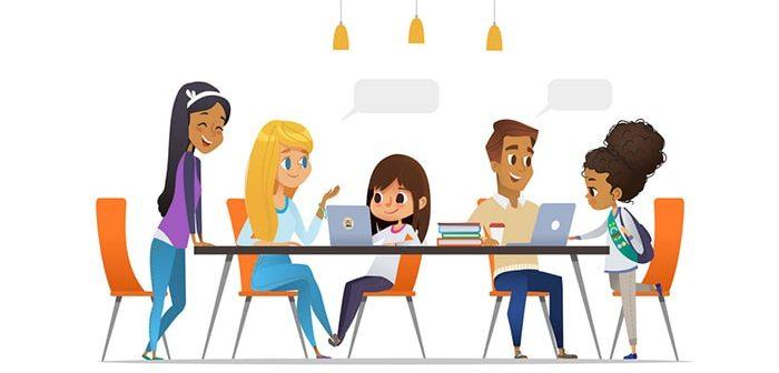 Các yếu tố ảnh hưởng đến hiệu quả làm việc nhóm dành cho sinh viên