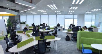 Nâng cao hiệu suất làm việc nhóm kế toán nhờ thay đổi không gian