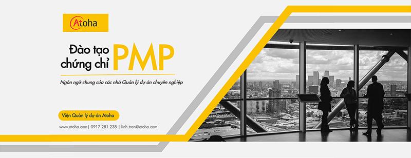 Khóa học đào tạo chứng chỉ PMP tại ATOHA