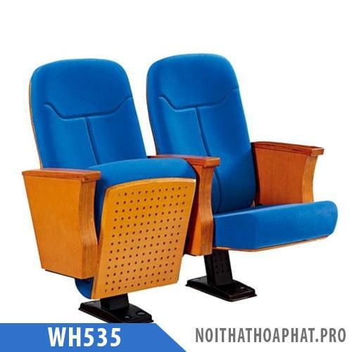 Ghế hội trường WH535