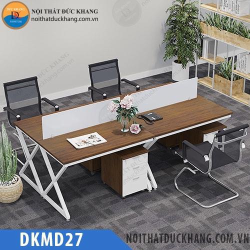 Module bàn làm việc 4 người DKMD27